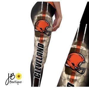 Cleveland Browns Leggings